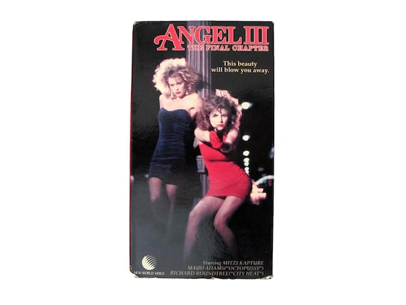 Angel III The Final Chapter VHS