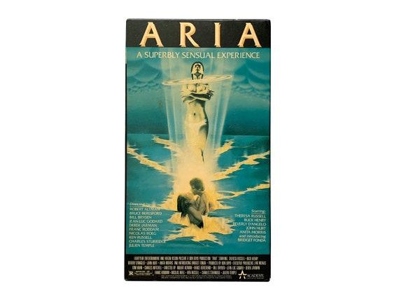 Aria VHS