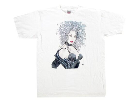Olivia De Berardinis Pin Up T-Shirt