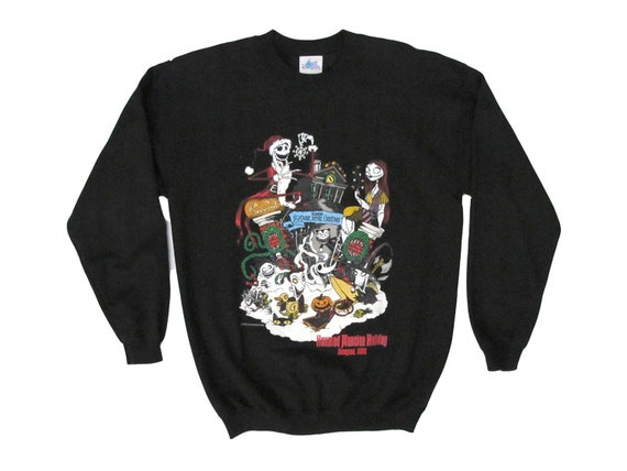 The Nightmare Before Christmas Haunted Mansion Holiday Sweatshirt