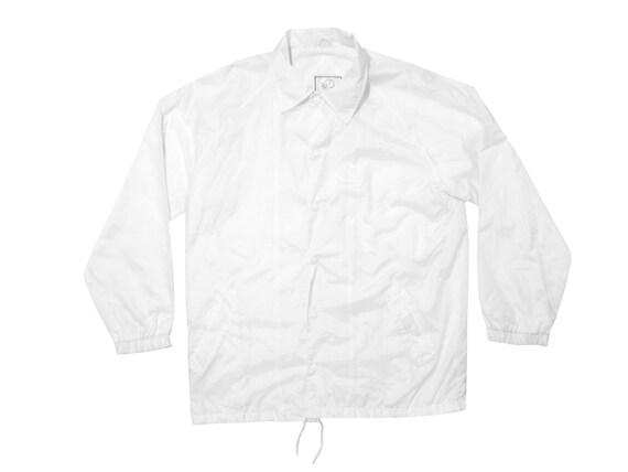 Renegade White Coaches Jacket