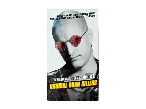 Natural Born Killers VHS