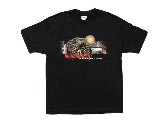 Blade Runner 3D Adventure Game T-Shirt