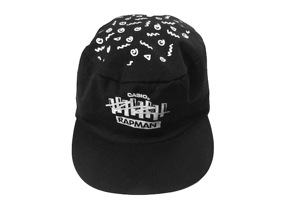 Casio Rapman Hat