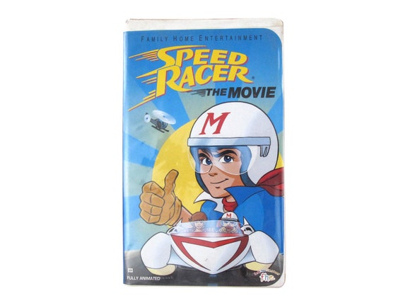 Speed Racer The Movie VHS