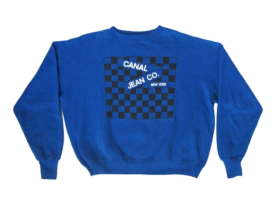 Canal Jean Co. New York Sweatshirt