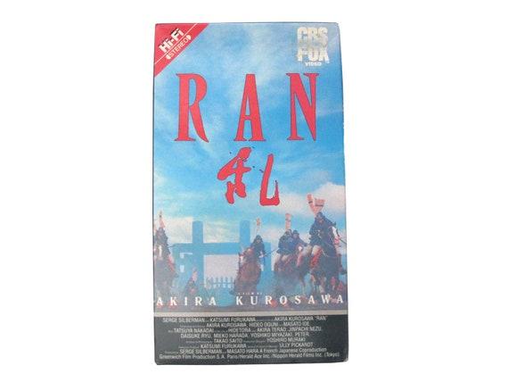Ran VHS