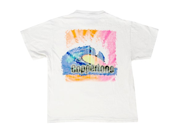 Coppertone Sunscreen T-Shirt