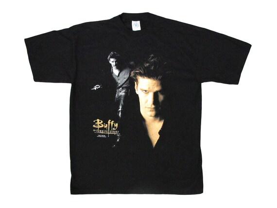 Angel Buffy The Vampire Slayer T-Shirt