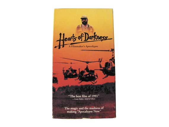 Hearts of Darkness: A Filmmakers Apocalypse VHS
