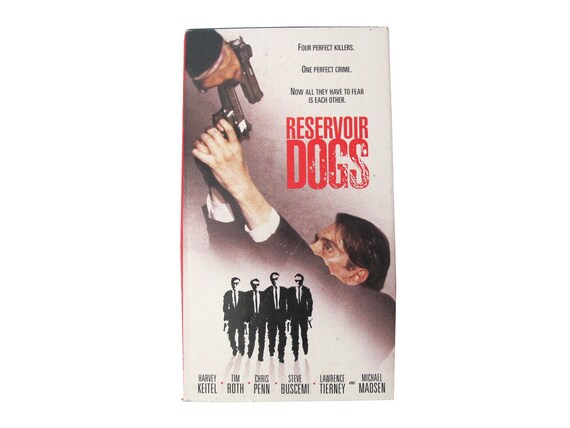 Reservoir Dogs VHS