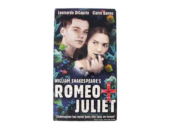 Romeo + Juliet VHS
