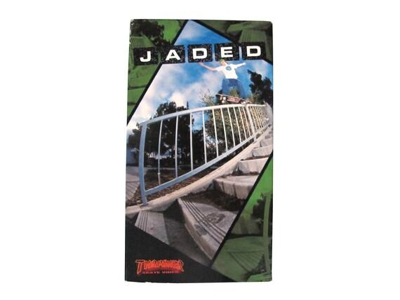 Thrasher Magazine #18 Jaded VHS
