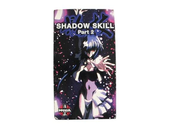Shadow Skill Part 2 VHS