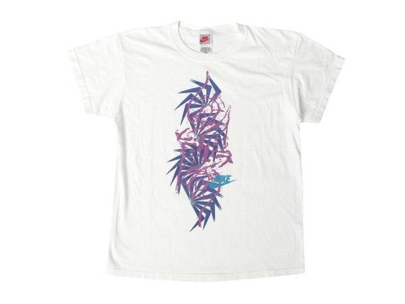 Nike Swoosh Pinwheel T-Shirt