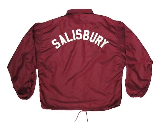 Salisbury Crew Stitched Coaches Jacket