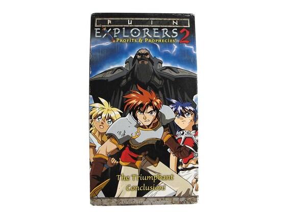Ruin Explorers 2 VHS