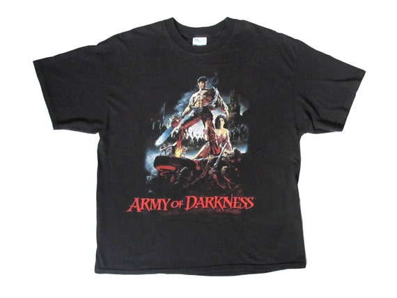 Army of Darkness T-Shirt & VHS