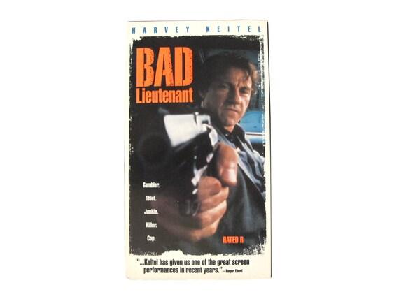 Bad Lietenant VHS
