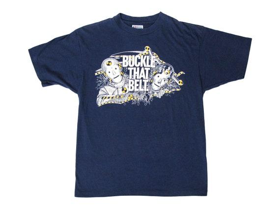 Crash Test Dummies Buckle That Belt T-Shirt