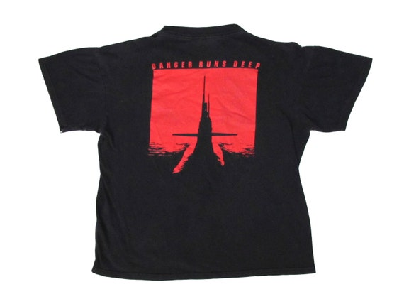 Crimson Tide Movie Promo T-Shirt