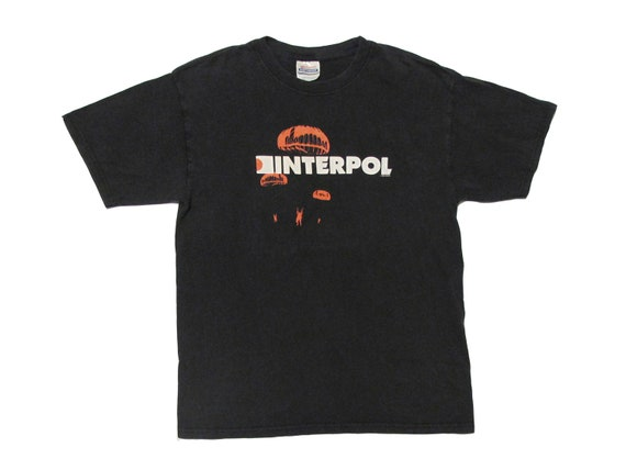 Interpol Antics Parachuter Men T-Shirt