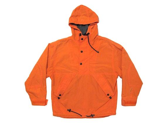 Gap Hooded Half Zip Jacket