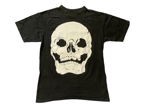 Rattle My Bones Skull Glow in the Dark T-Shirt