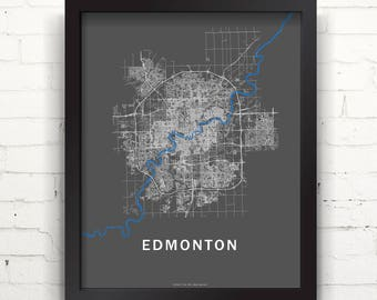 Far Sky Edmonton RoadNet 2.0 Map