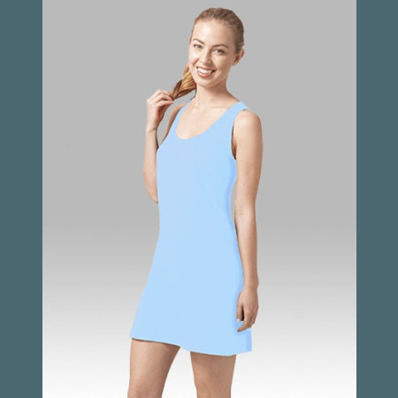 Monogram Racerback Cover Up dress  Monogram  Dress Racerback Dress