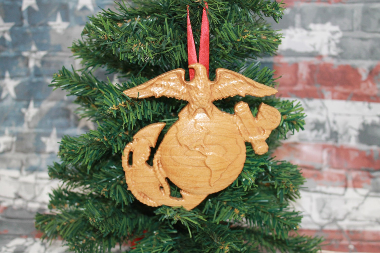 US Marine Corps, marine corps gifts, Christmas Ornament, marine ...