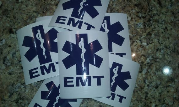 EMT Decals, EMT Love, yeti decal, emergency decal, medical Love, decals for men,  emergency, medical, technican, cup decal, decal for women,