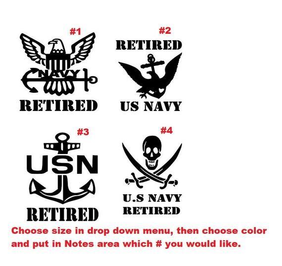 navy chief, veteran,  Navy Chief Decal,  Sticker,  retired, yeti decal, custom yeti decal, chief decal, navy decal, 30 oz decal, 20 oz decal