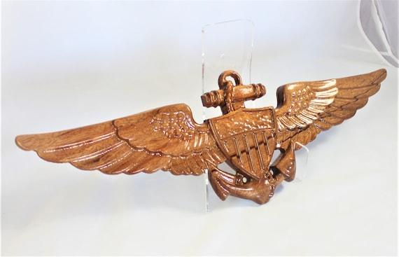 Naval Aviator Wings, naval pilot wings, Pilot wings, US Navy Pilot wings, pilot gift, helicopter pilot graduation gifts, naval aviatior wing