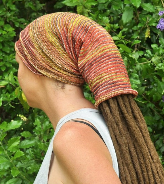 Dread Sock Very Long Head Band for dreads /& braids many colours!