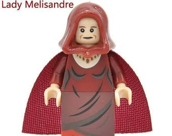 Game of Thrones lego : Lady Melisandre