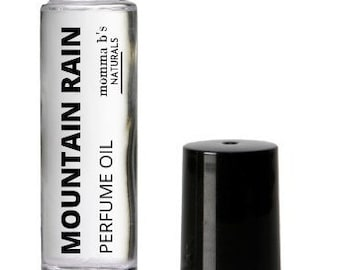 Perfume Oil / MOUNTAIN RAIN Fragrance