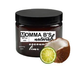 Oil Face Cleanser Lime Coconut Milk OCM
