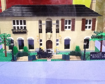 LEGO custom buildings made for you to be a scale replica of any building.