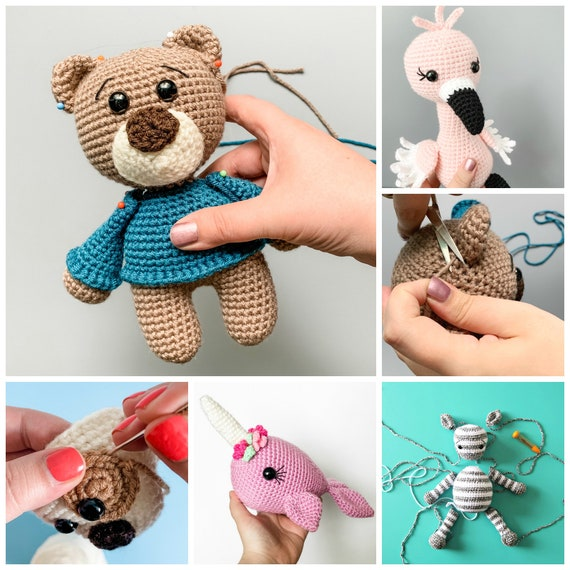2723 Best FREE Amigurumi Patterns & Tutorials images | Amigurumi ... | 570x570