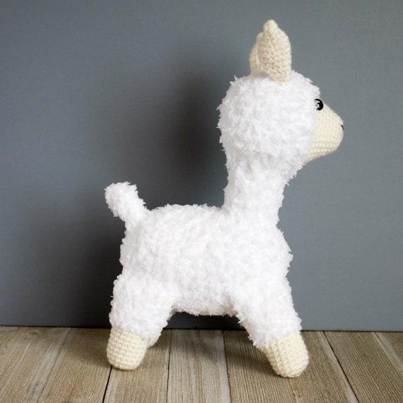 Crochet Llama Pattern Amigurumi Llama Crochet Llama Toy | Etsy