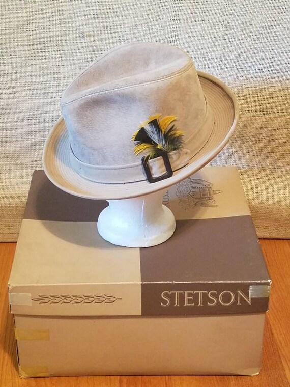 Vintage Champ Fedora hat