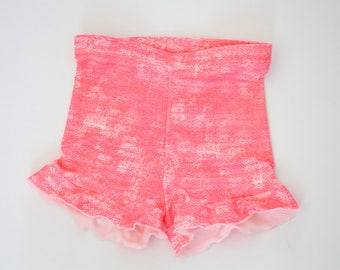 Girls Ruffle Girls Shorts, Baby Shorts, Girls Shorties, Toddler Shorts, ruffle bloomers, Girl Shorts, Toddler ruffle shorts, Yoga Shorts