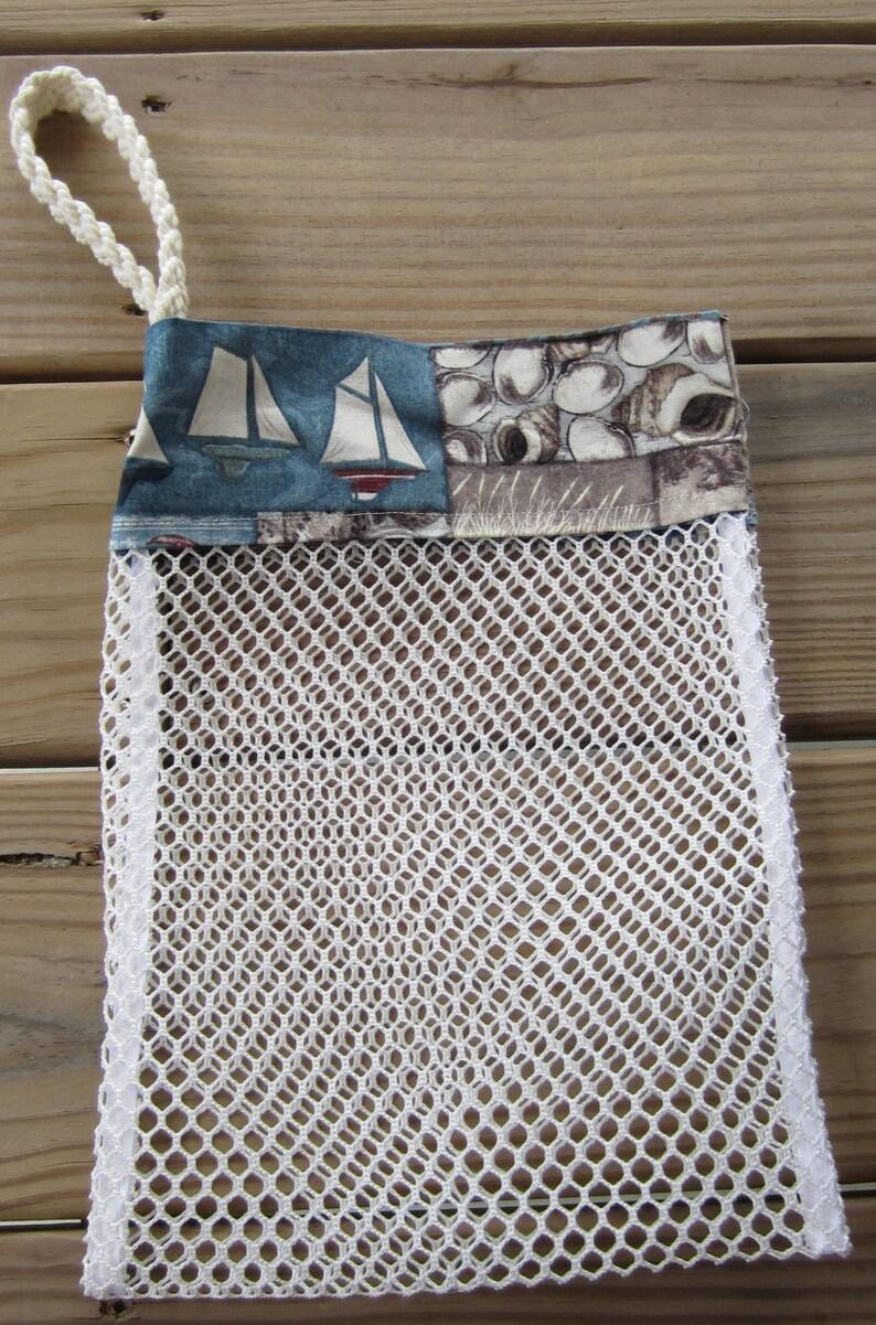 Seashell Bag Coastal