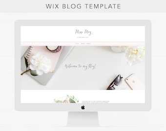 Custom wix site   Etsy