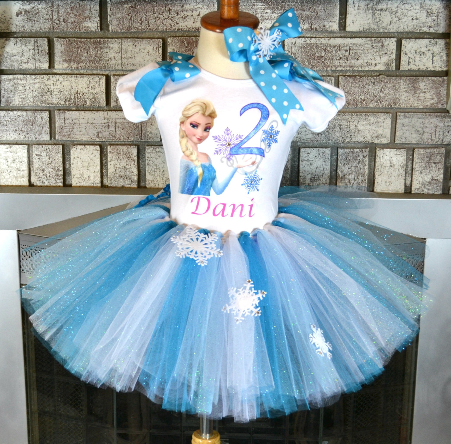 Tutus Tutu: Frozen Tutu With Elsa Shirt Frozen Tutu Dress Elsa Tutu