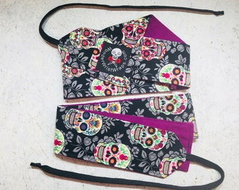 Sugar Skulls, Wrist Wraps, Wrist Wrap, WOD, Weightlifting, Athletic