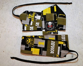 University of Iowa, Hawkeyes, Wrist Wraps, WOD, Weightlifting, Athletic