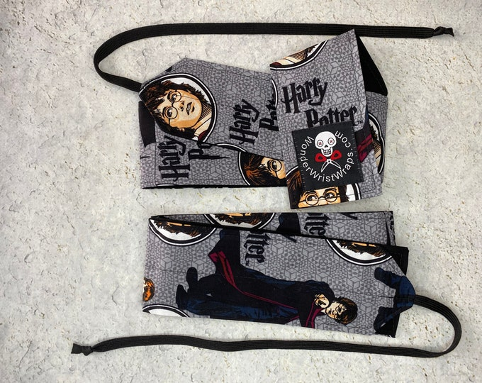 Harry Potter, Portraits, Wrist Wraps, WOD, Weightlifting, Athletic