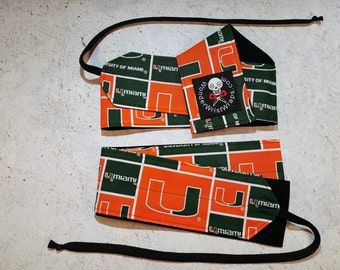 University of Miami, Miami Hurricanes, Wrist Wraps, WOD,  Weightlifting